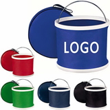 Collapsible Bucket with Bag