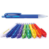 Colorful Click Ball Pen