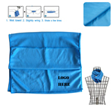 Cooling Sports Towel W/ PVC Reusable Bag