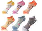 Cotton Sock,Colorful Dress Sock,Ankle Sock,Girl's Short So