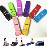 Cotton Yoga Strap, Yoga Belt