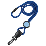 Detachable Lanyards w/ Custom Round Slider