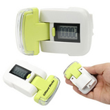 Digital Pedometer With LED Lights