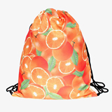 Digital Printing Drawstring Bag