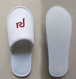 Disposable slippers for hotel guestroom and spa