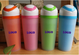 Double Layer Promotional Plastic Cup