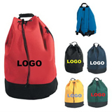 Drawstring Backpack / Tote Multi-Use Bag