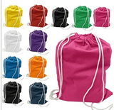 Drawstring Cinch Up Backpack