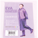 EVA Lightweight Raincoat