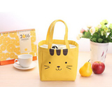 Fashion thermal insulated wholesale lunch bag