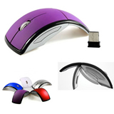 Foldable 2.4Ghz Wireless Mouse