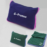 Foldable Fleece Blanket