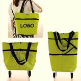 Foldable Portable Shopping Trolley