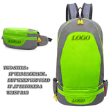 Folding Backpack Beach Waist Pack