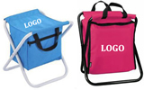 Folding Chair with Cooler Bag, Ice Bag Stool Chair