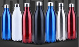 Food grade stainless steel cola bottles