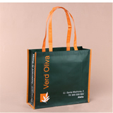 Full Color Laminated Tote Bag