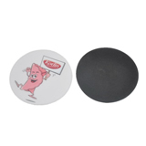 Full Color Round Coaster/Cup Pad