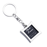 Individuality Photo Frame Key Chain