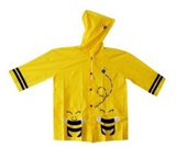 Kids Bee Raincoat