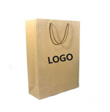 Kraft paper gift bags with customized printing