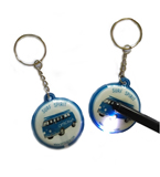 LED Light Up Keychain
