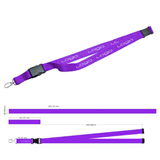 Lanyard with Safety Breakaway