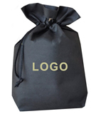 Low-Key Luxury Drawstring Bag