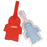 Luggage Claim Tag