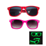 Luminous Sunglasses /Glow in the Dark Sunglasses
