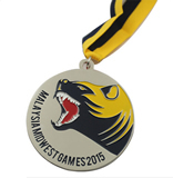 Medal with Lanyard