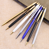 Metal Retractable Ballpoint Pen