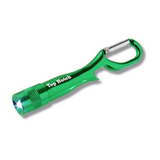 Mini Carabiner LED Light with Bottle Opener