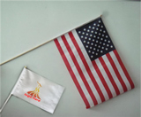 Mini hand wave flags & Banners & Small