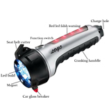 Multifunctional Car Flashlight