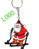 New Creative Christmas gift Keychain