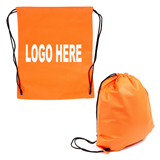 Non-Woven Custom Drawstring Backpack