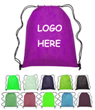 Non-woven Drawstring Tote Bag, Drawstring Backpack