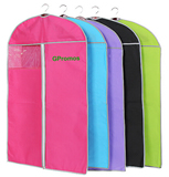 Non woven Dust-Proof Suit Clothes Cover Garment Bag