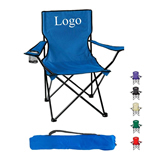 Nylon Folding Chair With Carrying Bag