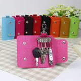 PU leather key smart holder