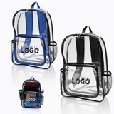 PVC Backpack with Pocket