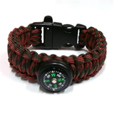 Paracord Survival Bracelets With Compass