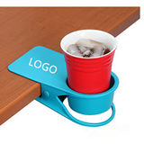 Plastic Cup Holder with Powerful Clips