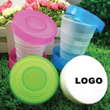 Plastic Foldable Travel Cup