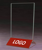 Plastic Table Stand Menu Holder, Table Tent