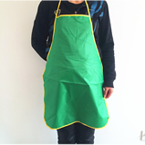 Promotion full length kitchen apron & garden apron