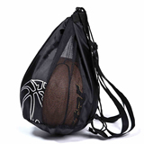 Promotional Basketball Drawstring Backpack