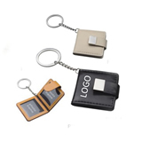 Pu Photo Frame Keychain