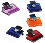 Rectangle Magnetic Memo Clip